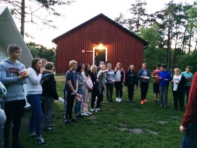 Schwedenbesuch 2017 – Regionale Schule Niepars